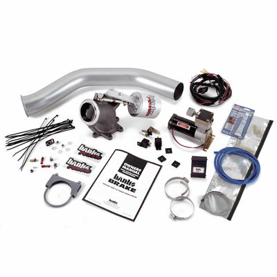 Brake Exhaust Braking System 99.5-03 Ford F-450/F-550 Super Duty 7.3L Banks Exhaust Banks Power