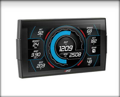 EDGE 84130-3 INSIGHT CTS3 DIGITAL GAUGE MONITOR
