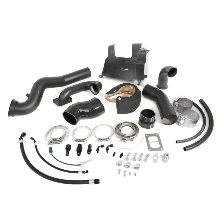 2013-2017 Dodge / Ram Add a Turbo Kit No Turbo Raw HSP Diesel