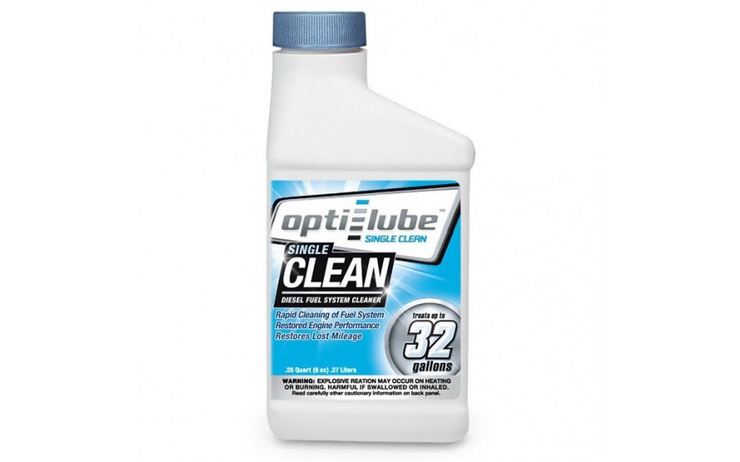 Single Clean Formula: 8oz Bottle