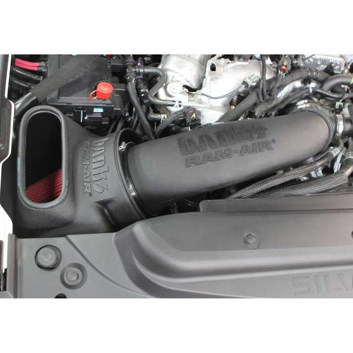 BANKS POWER 42249 RAM-AIR INTAKE SYSTEM