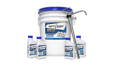 Winter Anti-Gel Formula: 5 Gallon Pail with Accessories #2