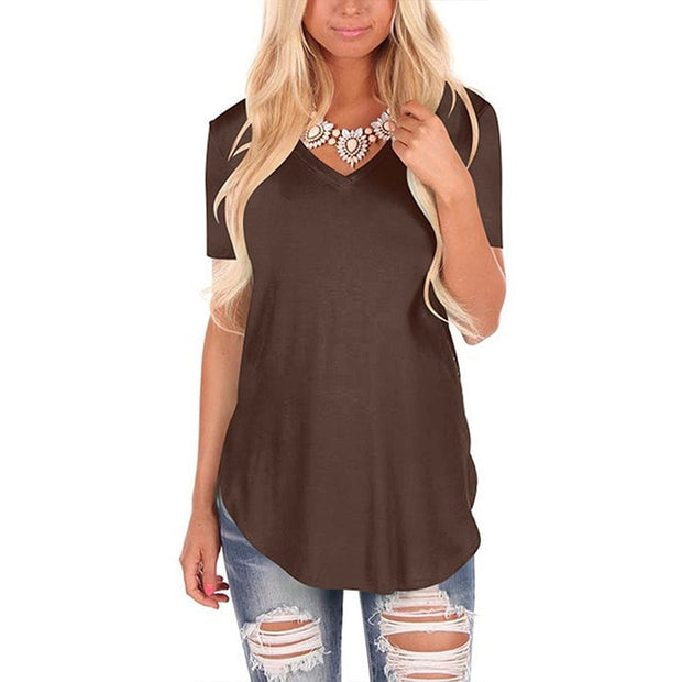 Short Sleeve Loose T-shirts