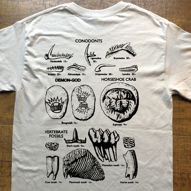 Ween Shirt-Natural History of the Boognish-Adult Uni T Shirt Sizes S M L XL XXL