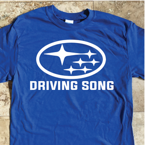 Widespread Panic Shirt-Driving Song-Adult Uni T Shirt Sizes S M L XL XXL