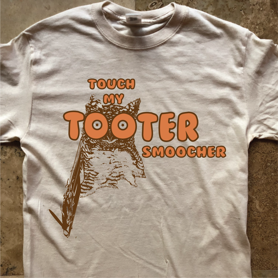 Ween Shirt-Touch my Tooter-Adult Uni T Shirt Sizes S M L XL XXL