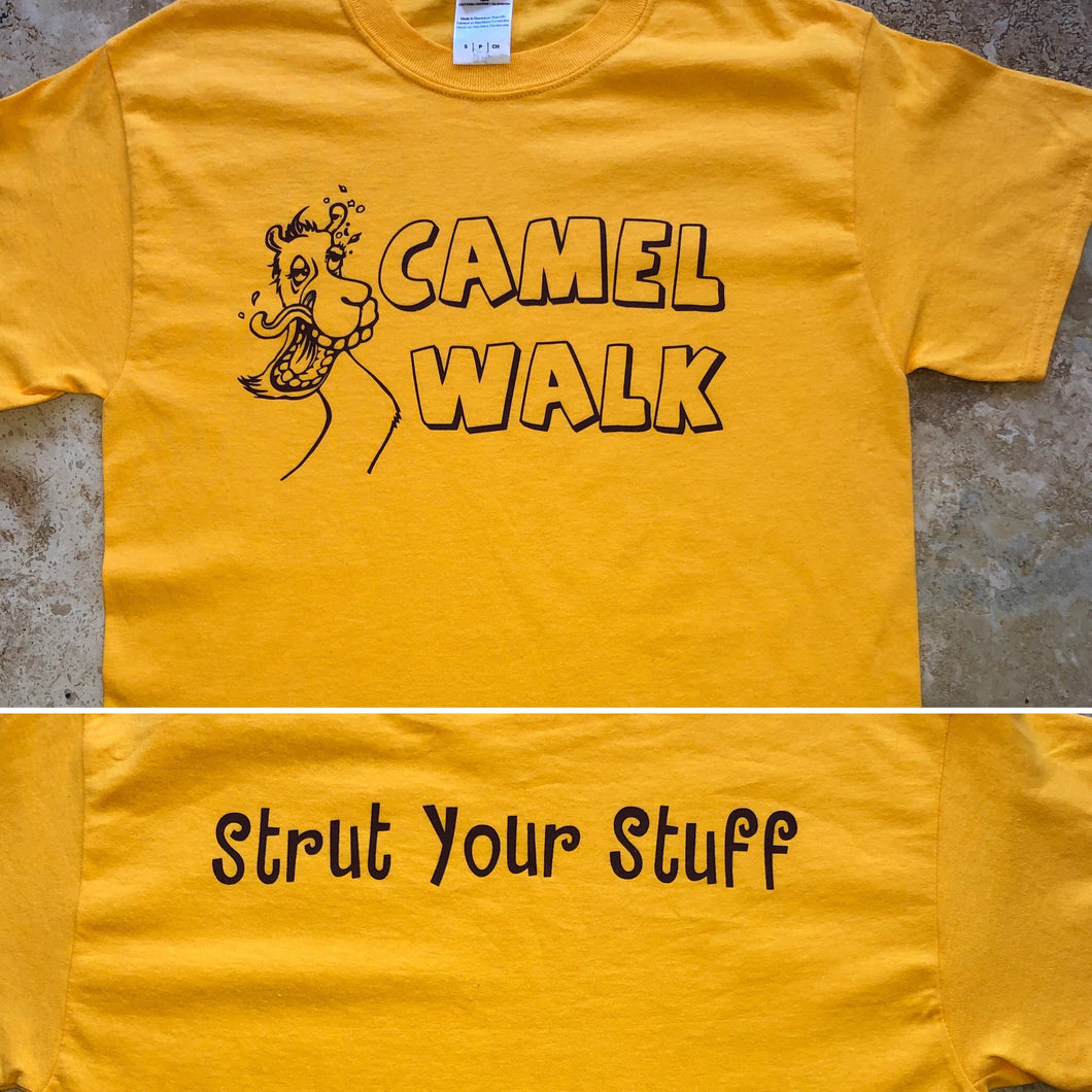 Phish Shirt-Camel Walk Lot Shirt-Adult Uni T Shirt Sizes S M L XL XXL