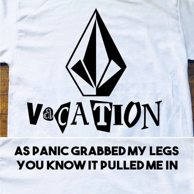 Widespread Panic Shirt-Vacation-Adult Uni T Shirt Sizes S M L XL 2XL