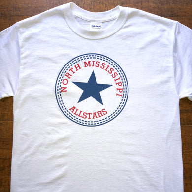 Memphis Shirt-North Mississippi Allstars-Adult Uni T Shirt Sizes S M L XL XXL