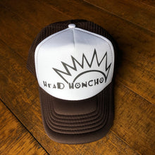 Load image into Gallery viewer, Ween Hat-Buenas Tardes Amigo Head Honcho-Trucker Style Snapback Hat