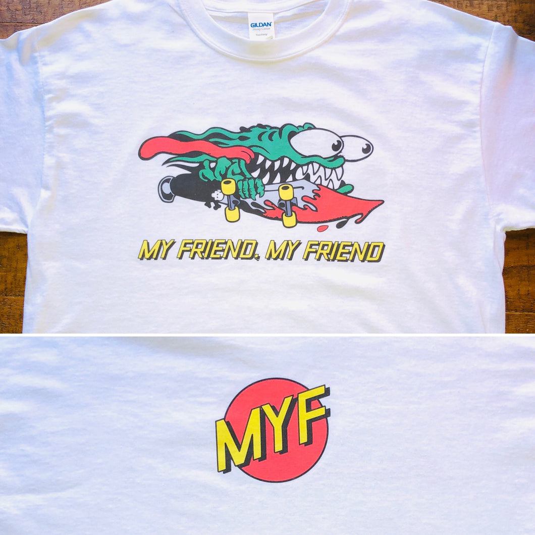 Phish Shirt-My Friend My Friend MYF-Adult Uni T Shirt Sizes S M L XL XXL