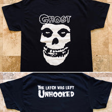 Load image into Gallery viewer, Phish Shirt-Ghost Lot Shirt-Adult Uni T Shirt Sizes S M L XL XXL
