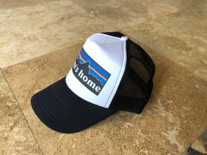 Widespread Panic Hat-Papa's Home-Trucker Style Snapback Hat