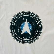 Load image into Gallery viewer, Widespread Panic Shirt-Space Wrangler Space-Adult Uni T Shirt Sizes S M L XL 2X 3X 4X 5X-White T Shirt