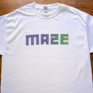 Phish Shirt-Maze Lot Shirt-Adult Uni T Shirt Sizes S M L XL XXL