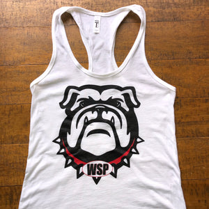 Widespread Panic Shirt-Georgia Bulldogs WSP-Women's Racerback Tank Top-Sizes XS S M L XL 2XL