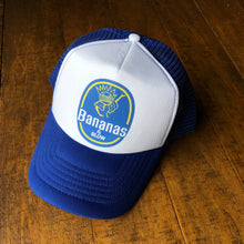 Load image into Gallery viewer, Ween Hat-Boognish Bananas and Blow-Trucker Style Snapback Hat