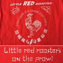 Load image into Gallery viewer, Dead Shirt-Little Red Rooster Lot Shirt-Adult Uni T Shirt Sizes S M L XL XXL-Red T Shirt