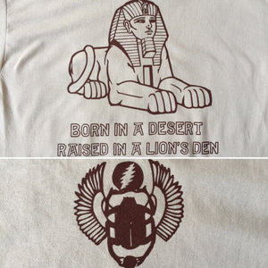 Dead Shirt-New Minglewood Blues Sphinx Lot Shirt-Adult Uni T Shirt Sizes S M L XL XXL-Natural T Shirt
