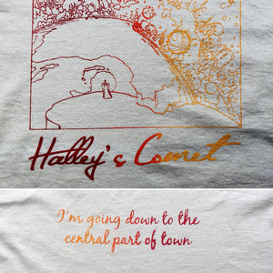 Phish Shirt-Halley's Comet Lot Shirt-Adult Uni T Shirt Sizes S M L XL XXL