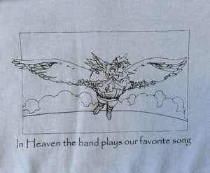 Widespread Panic Shirt-Heaven Lot Shirt-Adult Uni T Shirt Sizes S M L XL XXL