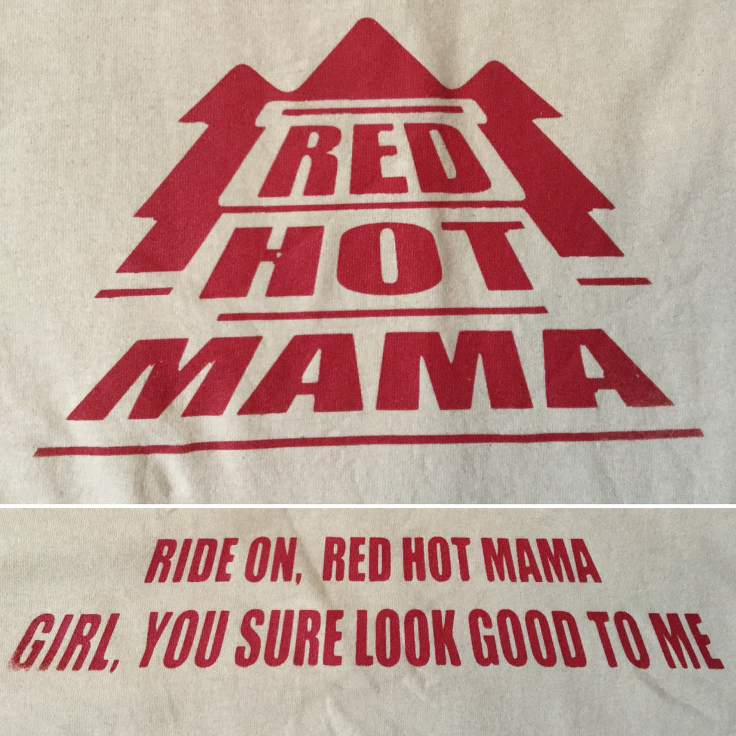 Widespread Panic Shirt-Red Hot Mama Beer-Adult Uni T Shirt Sizes S M L XL XXL