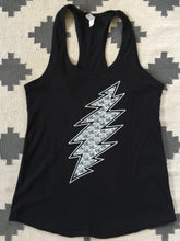 Load image into Gallery viewer, Ween Shirt-Boognish Bolt-Women's Racerback Tank Top-Sizes XS S M L XL 2XL