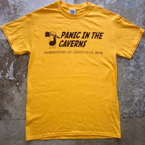 Widespread Panic Shirt-Panic in the Caverns 3/10/2014-Adult Uni T Shirt Sizes S M L XL XXL