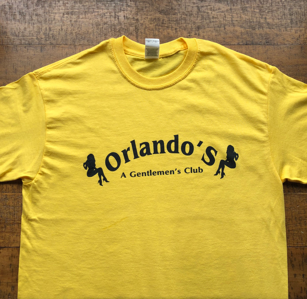 The Wire Shirt-Orlando's Gentlemens Club Baltimore-Adult Uni T Shirt Sizes S M L XL XXL
