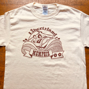 Memphis Shirt-Libertyland-Adult Uni T Shirt Sizes S M L XL XXL