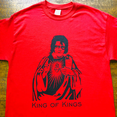 Memphis Shirt-King of Kings-Adult Uni T Shirt Sizes S M L XL XXL
