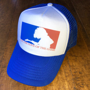 Widespread Panic Hat-For the Love of the Game FTLOTG-Snapback Trucker Style Hat