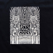Load image into Gallery viewer, Widespread Panic Shirt-New Orleans NOLA Halloween 2008-Adult Uni T Shirt Sizes S M L XL XXL-Black T Shirt