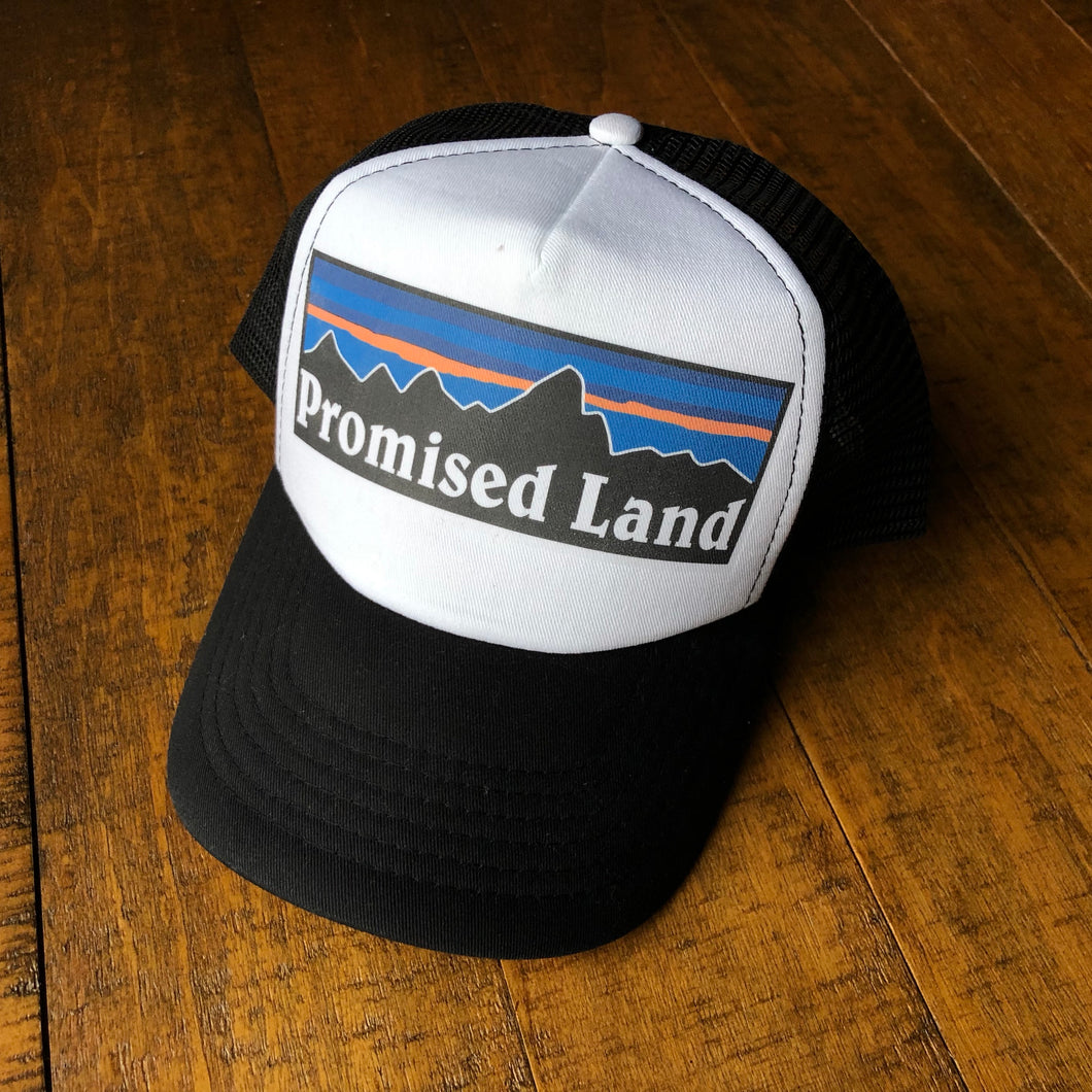 Dead Hat-Promised Land-Snap Back Trucker Snapback Hat