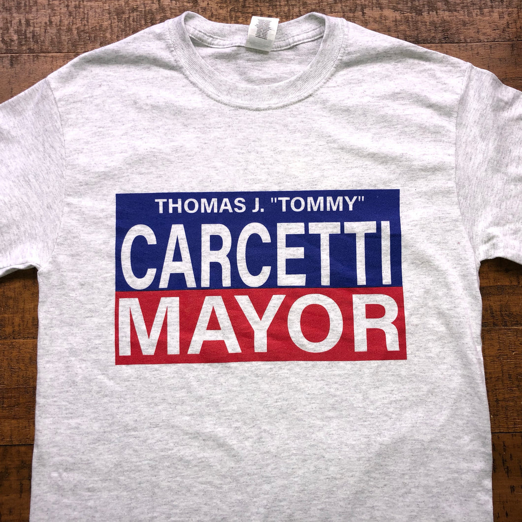 The Wire Shirt-Carcetti Mayor T Shirt Baltimore-Adult Uni T Shirt Sizes S M L XL XXL