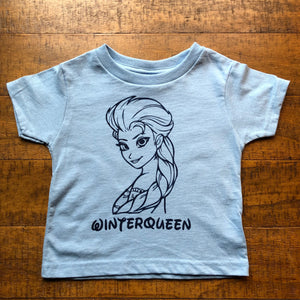 Phish Shirt-Winterqueen-Youth/Kids Sizes 2T 3T 4T 5/6T