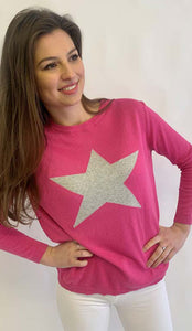Cotton Star - 2 Colors!