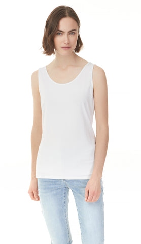 Stretch Bamboo Tank