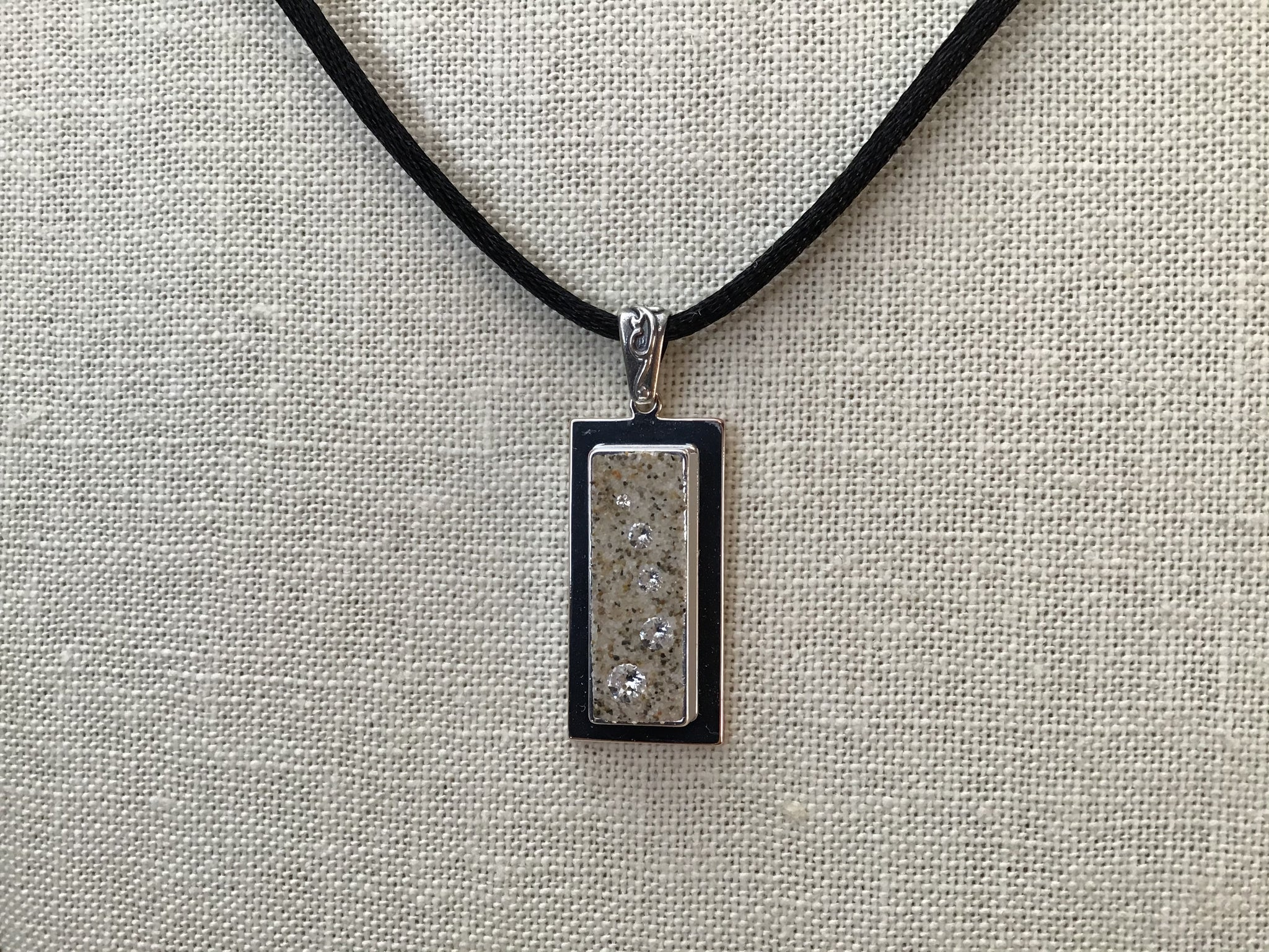 Classic Rectangle Pendant