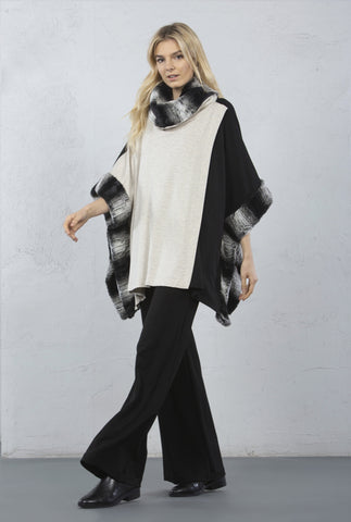 Overlapping Poncho