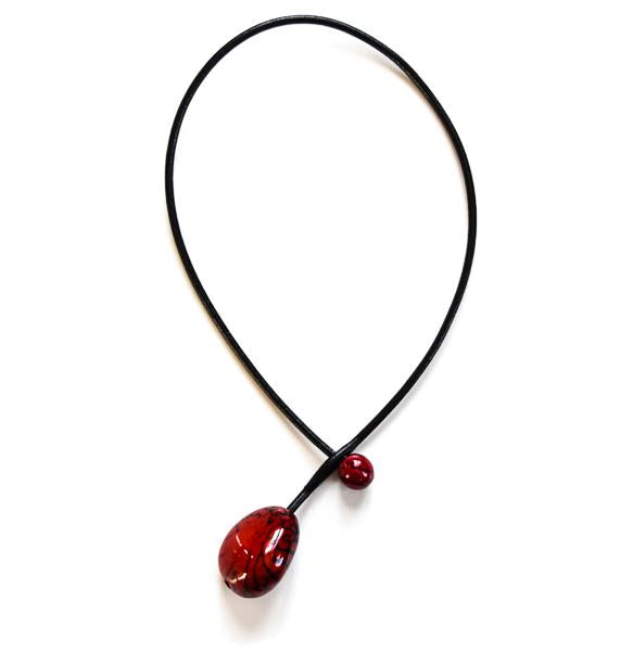 Leiva Tagua Necklace - Available in 3 Colors