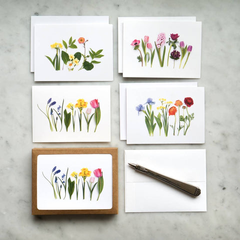 Botanical Card Set - 2 Varieties!