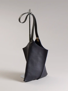 "Handmade 13"" Leather Tote - 3 Colors!"