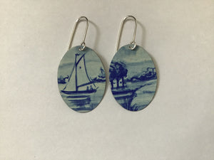 Tin Earring - 5 Patterns!