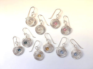 Silver Nests - 3 Colors!