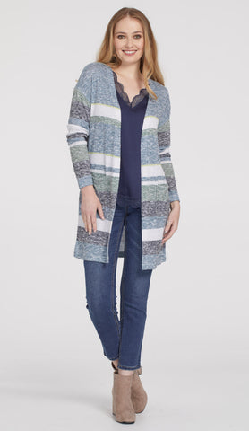 Hazy Blue Cardigan