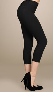 Regular Waist Crop Leggings