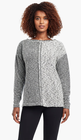 Speckled Horizon Sweater
