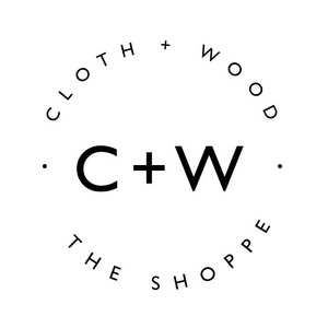 CLOTH + WOOD THE SHOPPE