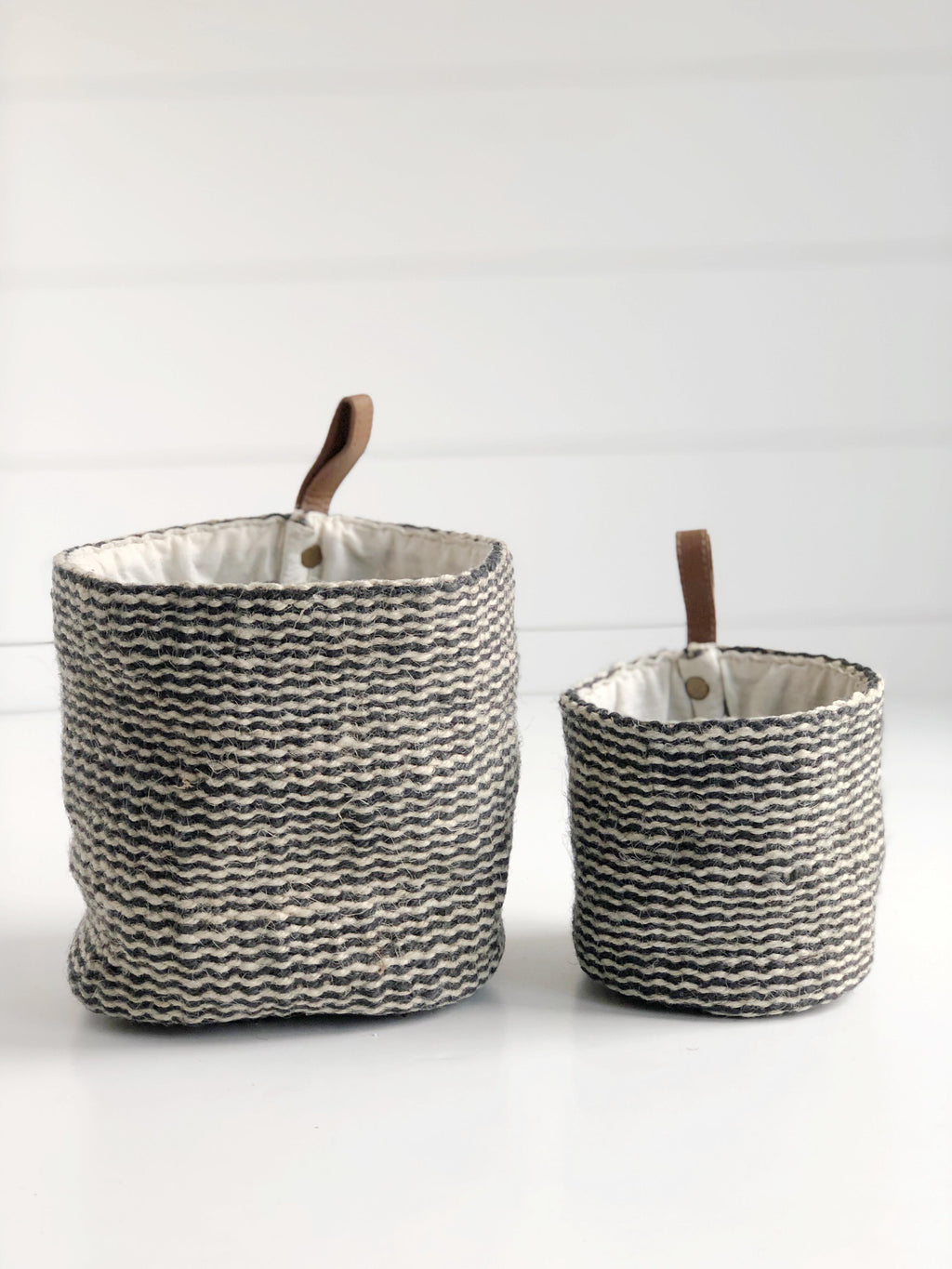 Jute Basket Set